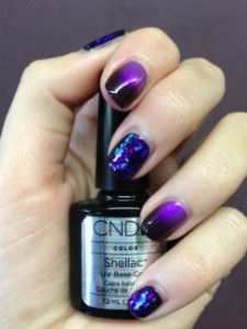 Shellac at Headstart Total Body