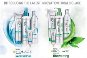 Headstart Total Body stocks Biolage Advanced