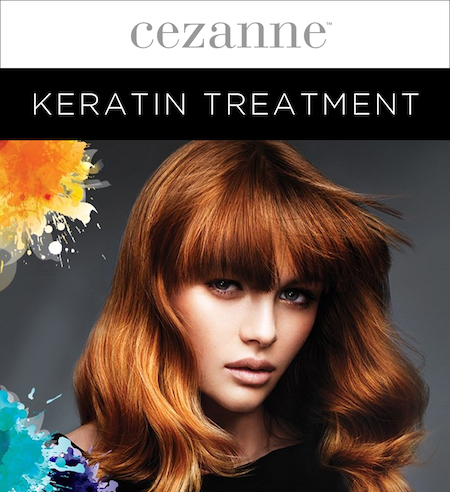 Cezanne keratin treatment - Headstart Total Body - Glen Eden