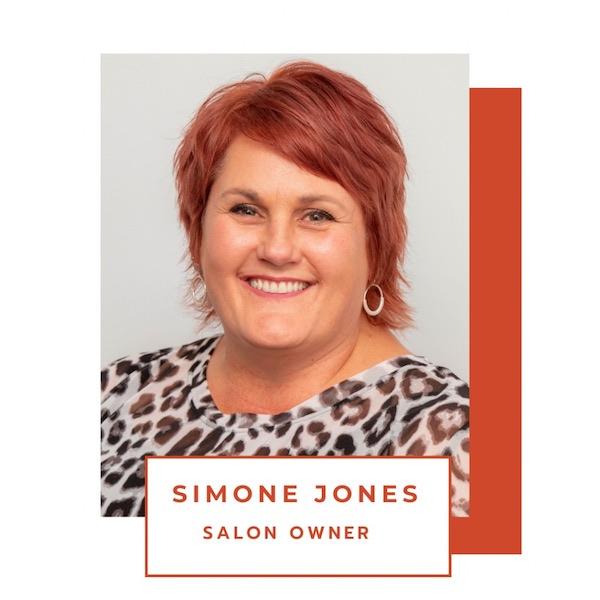 Simone Jones, Hairdresser at Headstart Total Body, Glen Eden